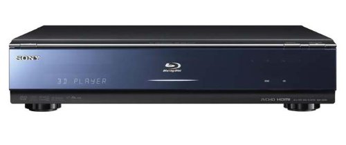 Sony BDP S 500 Blu-Ray DVD-Player (Upscaling 1080p, 24p True Cinema, Dolby True-HD, DTS-HD DA, HDMI 1.3) schwarz Sony Hd 1080p