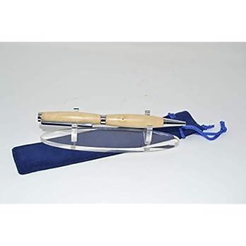 Holz Kugelschreiber Holunder Drehkugelschreiber aus Holz twist Pen Geschenk Geschenkidee Unikat handmade