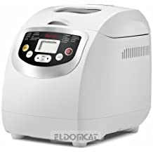 Girmi MP20 600W Blanco - Panificadora (Blanco, 1 kg, Pastel de masa,
