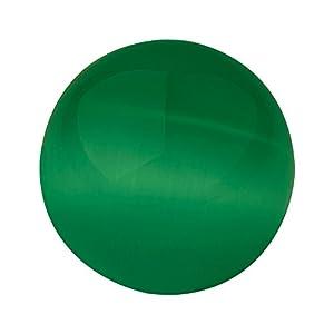 Quiges Austauschbare Mini Coin 12mm Wechselstein Grün Gras Katzenauge Stein für Ringe-Ohrringe-Anhänger-Armband Halter