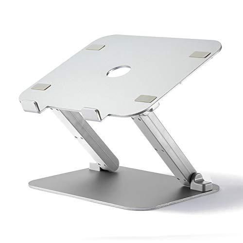 Laptop Kühler 12-17 Zoll 1 Lüfter mit blau LEDs 4 USB-Ports Cooling Pad Notebook Cooler Ständer Kühlpad Kühlmatte schwarz,Standard