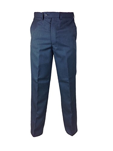 Mens Light Weight Soft Feel Fialle Trousers With Expanding for sale  Delivered anywhere in UK