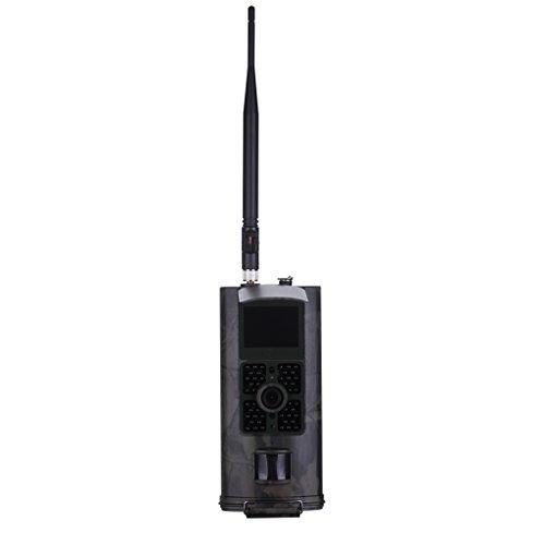 Sharplace Hc-700m Wasserdichte Jagd Kamera 8/12/16mp HD 1080p Infrarot Nachtsicht Kamera unterstützt Sim Karte