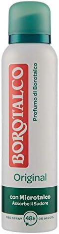 Borotalco Spray désodorisant Original 150 ml
