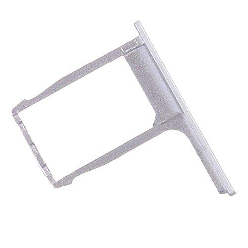 BisLinks® Silber Nano Sim Karte Tablett Slot Halter Austausch Teil Fix for HTC One M8
