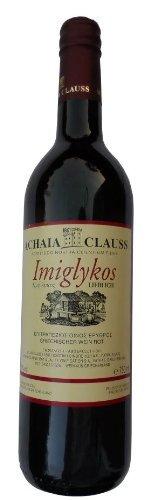Achaia Claus Imiglykos 6er (6 x 750ml) Rotwein lieblich