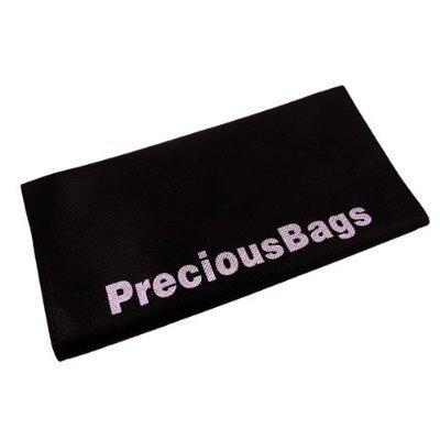 PreciousBags - Borsetta senza manici donna Argento (argento)