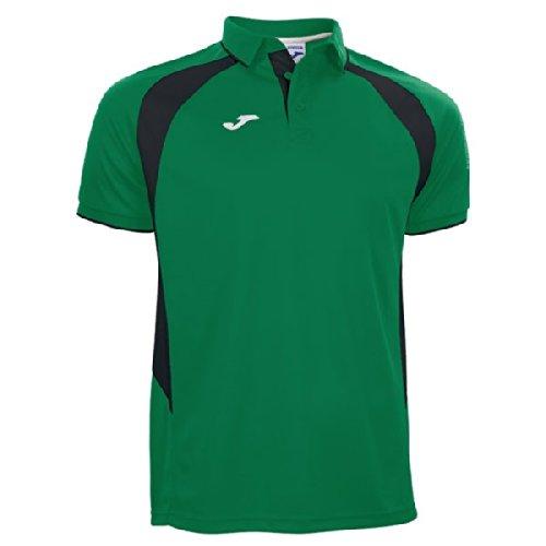 Joma - Polo Champion III Verde-Negro m c para Hombre eaa151bbb0a