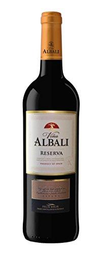 Viña Albali - Reserva Botella 75 cl D.O.P.Valdepeñas - Pack de 6 Botellas