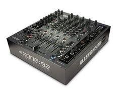 mixer-allen-heath-xone-92