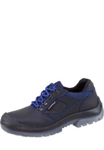 Canadia Line Paloma marrone, sicurezza scarpa classe: EN ISO 20345: 2011S3 Nero (nero)