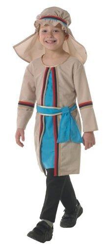 Joseph oder weiser Mann Geburtskirche Kostüm 4-6 Jahre. -