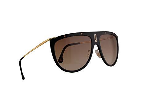 Carrera 1023/S Sonnenbrille Schwarz Gold Mit Schwarz Braun Grünen 60mm 2M286 CA1023/S 1023S