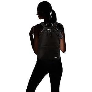31UNQwUJfXL. SS300  - Calvin Klein - Fluid Backpack, Mochilas Mujer, Negro (Black), 18x40x30 cm (B x H T)