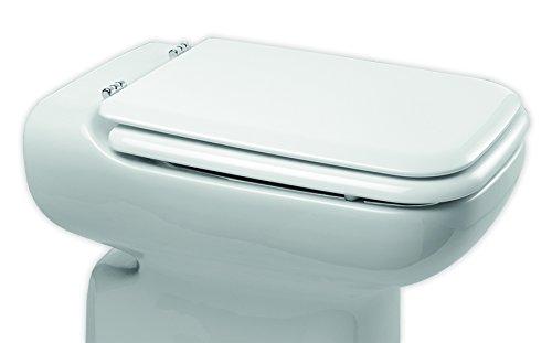 Bemis 3470cp000 conca sedile copriwater dedicato, bianco