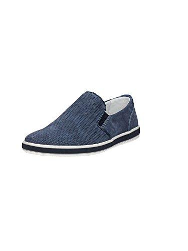 Igi & Co. 76863 Mokassins Herren Blau
