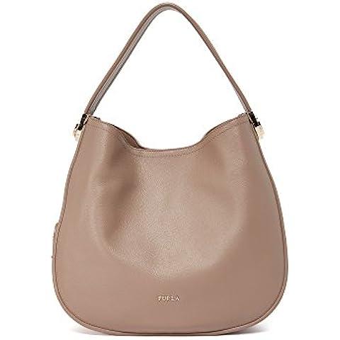Furla Luna M Hobo Shoulder Bag Color Daino
