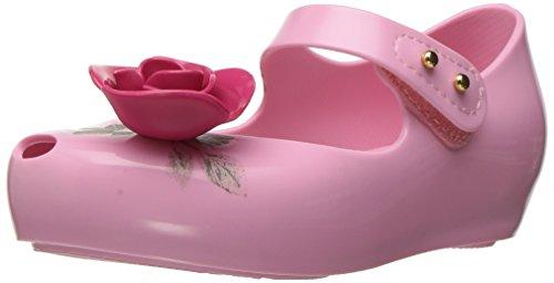Mini Melissa32191 - Mini Ultragirl, Die Schöne und Das Biest Unisex-Kinder, Pink (Rose), 23 EU ()