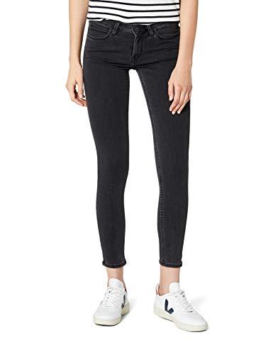 Lee Damen Scarlett Skinny Jeans, Grau (Stone Grey Lcao), W30/L31 Lee Basic Jean
