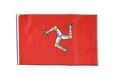 Fahne Flagge Großbritannien Isle of Man 30 x45 cm