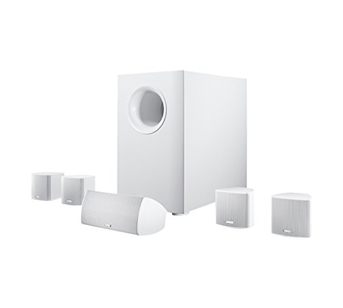 Canton Movie 95 Conjunto de Altavoces 5.1 Canales 620 W Blanco -...