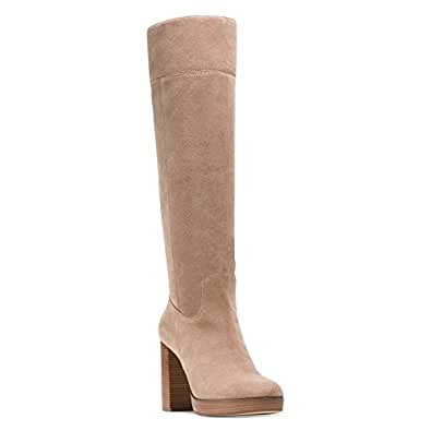 UGG Collection Bailey Button II Donna US 8 Blu Stivale da Inverno