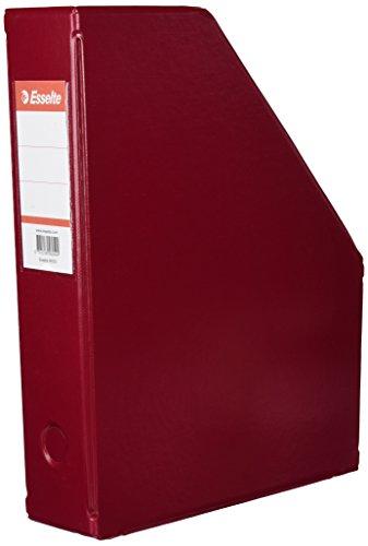 Esselte 56050 Boîte de classement Format A4 Bordeaux