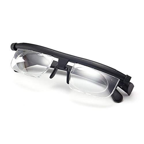 GailMontan Justierbare Fokus-Gläser Nicht verschreibungspflichtige Gläser...
