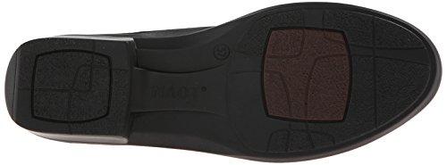 Naot Womens Kedma Leather Shoes Black