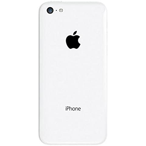 Apple iPhone 5C - Smartphone 5C, 16GB LTE, reacondicionado certificado, color blanco