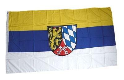Fahne / Flagge Bayern Oberpfalz NEU 90 x 150 cm Fahnen
