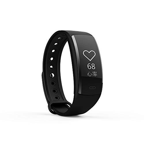 31c2f405944e0c QS90 Fitness Tracker Avec Moniteur de Fréquence Cardiaque, Montre  Intelligente Activité Tracker Bracelet De Sport