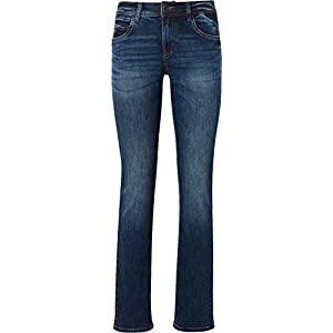 TOM TAILOR Damen Alexa Staight Straight Jeans