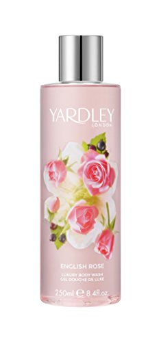 Yardley London English Rose Luxury Body Wash 250ml