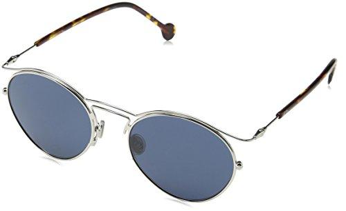 Christian Dior Damen Sonnenbrille DIORORIGINS1 KU 8JD, Grau (Pd Havana Grey/Blue Avio), 53