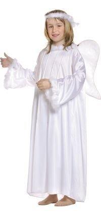 Imagen de disfraz angelito infantil  único, 5 a 7 años