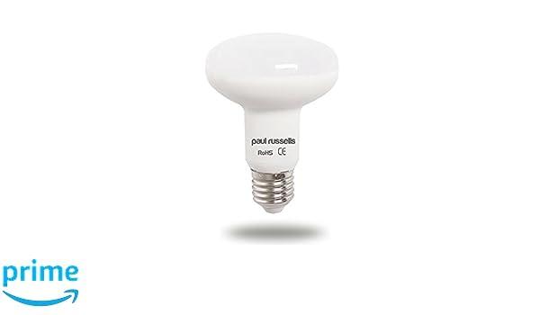LED-Faretti riflettore e27//r63 560lm Bianco Caldo Lampadina Pera Faretti Spot