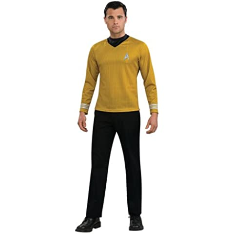 Rubie's 889117XL - Camiseta Star Trek, talla XL