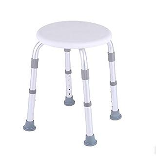 Bath chair Bathtub & Shower Stool With Rotating Seat Disabled Elderly Pregnant Women