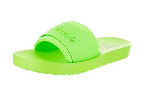Puma Fenty Women s Surf Slide Sandals Green Gecko 367747 04 (Size  10.5) 524cf4a2f