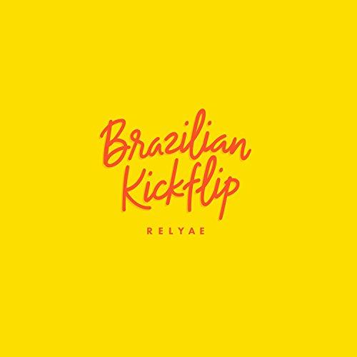 Brazilian Kickflip