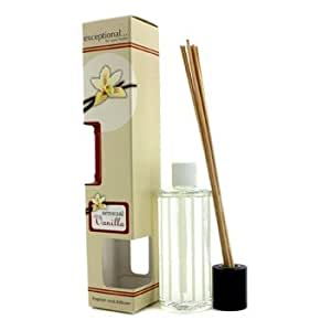 Exceptional Parfums Fragrant Reed Diffuser - Sensual Vanilla- 172ml/5.8oz