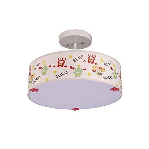 BAIF Cartoon Niedlichen Tiere Runde Pendelleuchte, E14 * 3, Kinderzimmer Kreative Persönlichkeit Lampen Kreative Kronleuchter -