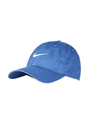 Nike U Nk H86 Cap Swoosh Classic Unisex Heritage 86 Kappe Sternblau