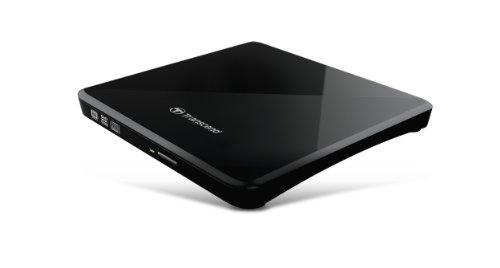 Transcend ultra thin/super slim 13.9 MM external portable DVD writer TS8XDVD-K