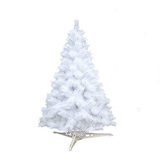 Acan Árbol de Navidad Artificial Color Blanco 90 cm