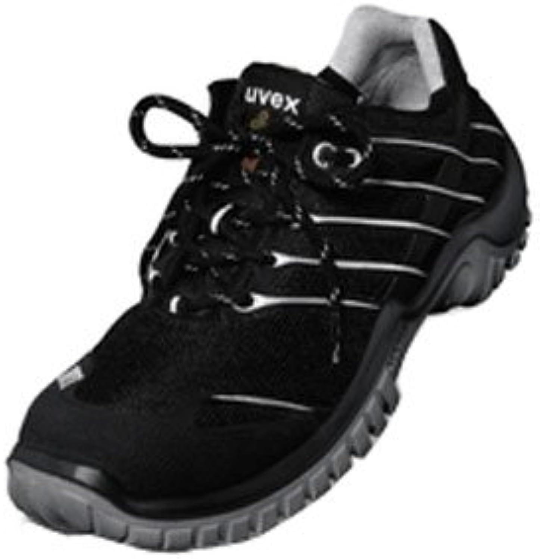 ecd16bae5cffa6 uvex 6999.8-10 motion hydroflex la mousse mousse mousse des chaussures à  semelle en 3d, s1, ue 45, taill e 10 ,5, gre y b0 04j4zfv2 parent |  élégante Et ...