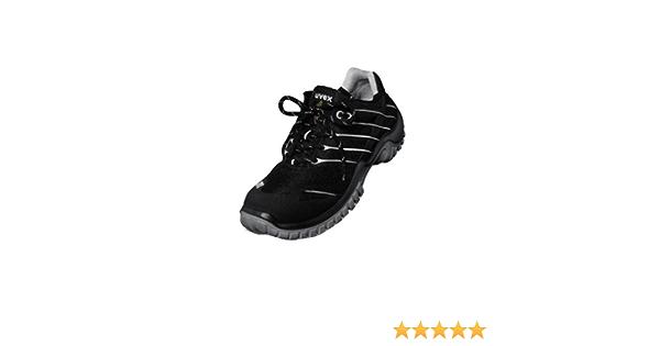 Uvex 6998.8 Sicherheitshalbschuh Motion Style Sicherheits-Schuhe Arbeitsschuhe