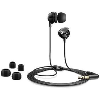 Sennheiser CX175 In-Ear Headphones (Black)