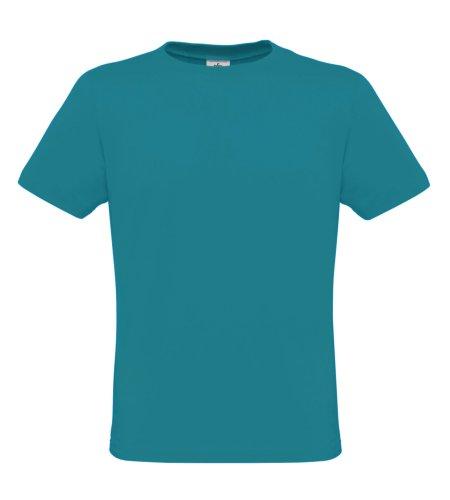 BCTM010 T-Shirt Men-Only Herren Shirt Diva Blue